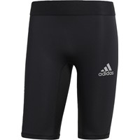 Adidas Alphaskin Short Tight - Zwart
