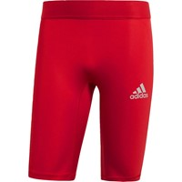 Adidas Alphaskin Short Tight - Rood
