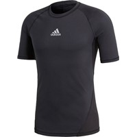 Adidas Alphaskin Shirt - Zwart
