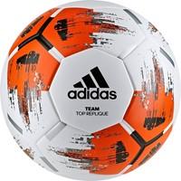 Adidas Team Top Replique Trainingsbal - Wit / Oranje