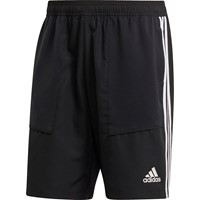 Adidas Tiro 19 Vrijetijdsshort - Zwart / Wit