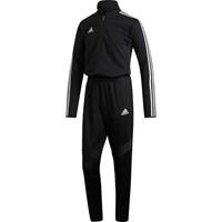 Adidas Tiro 19 Trainingsoverall - Zwart / Graniet / Wit