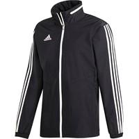 Adidas Tiro 19 Regenjas - Zwart / Wit