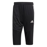 Adidas Tiro 19 3/4 Trainingsbroek - Zwart / Wit
