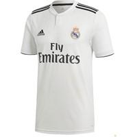Adidas Real Madrid Thuisshirt 2018-2019 - Wit / Zwart