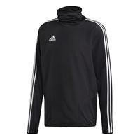 Adidas Tiro 19 Warm Top - Zwart / Wit