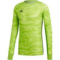 Adidas Adipro 19 Keepershirt Lange Mouw - Solar Green
