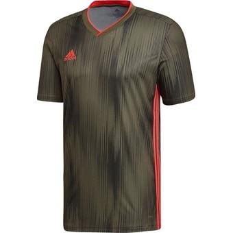 Picture of Adidas Tiro 19 Shirt Korte Mouw Kinderen - Khaki