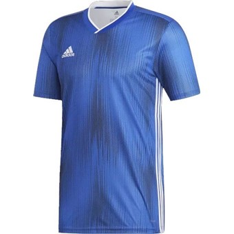 Picture of Adidas Tiro 19 Shirt Korte Mouw Kinderen - Royal