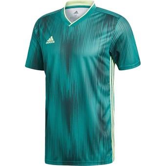Picture of Adidas Tiro 19 Shirt Korte Mouw Kinderen - Groen