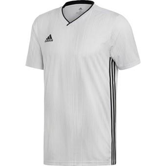 Picture of Adidas Tiro 19 Shirt Korte Mouw Kinderen - Wit