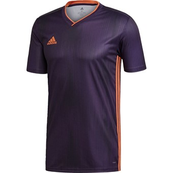 Picture of Adidas Tiro 19 Shirt Korte Mouw - Paars
