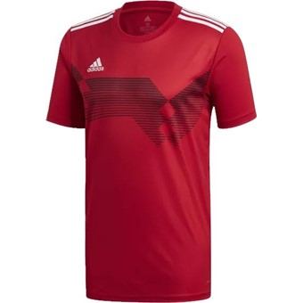 Picture of Adidas Campeon 19 Shirt Korte Mouw - Rood