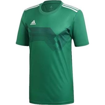 Picture of Adidas Campeon 19 Shirt Korte Mouw Kinderen - Groen