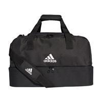 Adidas (small) Tiro 19 Sporttas Met Bodemvak - Zwart / Wit