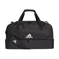 Adidas (medium) Tiro 19 Sporttas Met Bodemvak - Zwart / Wit