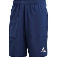 Adidas Tiro 19 Vrijetijdsshort - Marine / Wit