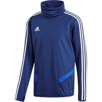 Adidas Tiro 19 Warm Top - Marine / Wit