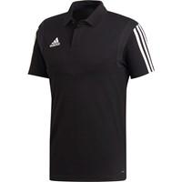 Adidas Tiro 19 Polo - Zwart / Wit