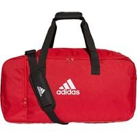 Adidas Large Tiro 19 Sporttas Met Zijvakken - Rood
