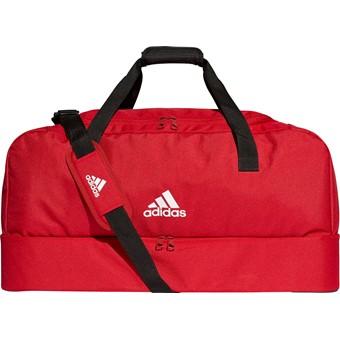 Picture of Adidas (large) Tiro 19 Sporttas Met Bodemvak - Rood / Wit