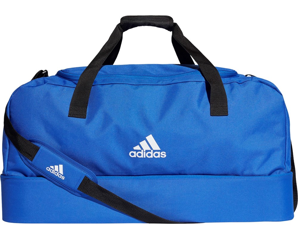 0d1c543bcaf Adidas Tiro 19 (Large) Sporttas Met Bodemvak | Royal / Wit | Teamswear