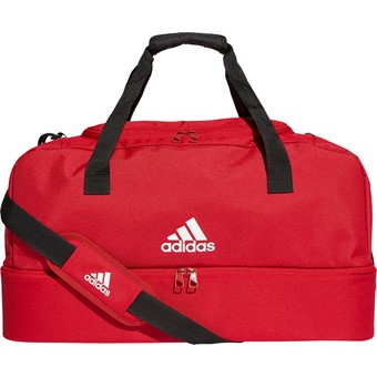 Picture of Adidas (medium) Tiro 19 Sporttas Met Bodemvak - Rood / Wit