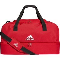 Adidas (medium) Tiro 19 Sporttas Met Bodemvak - Rood / Wit
