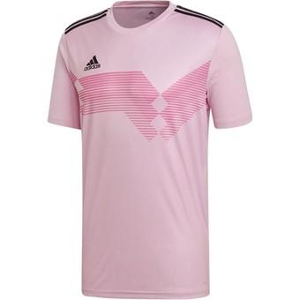 Picture of Adidas Campeon 19 Shirt Korte Mouw Kinderen - Roze