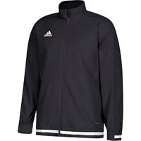 Adidas Team 19 Trainingsvest Vrije Tijd - Zwart / Wit