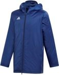 Adidas Core 18 Coach Jacket Kinderen - Marine / Wit