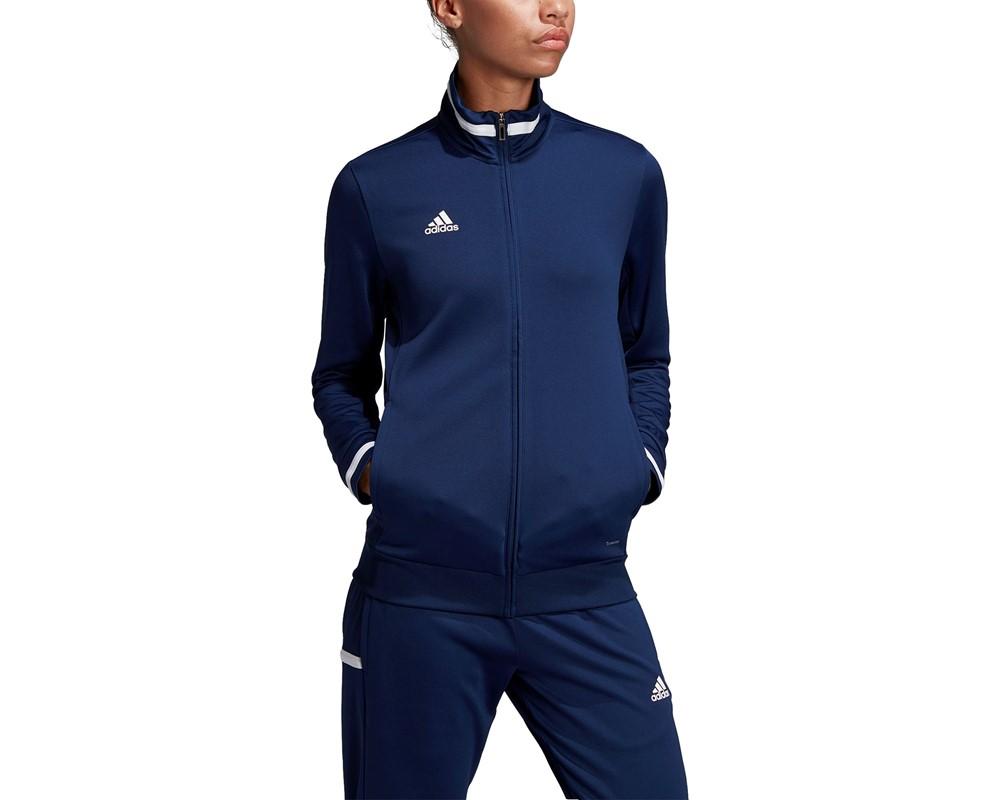 9942e765ac9 Adidas Team 19 Trainingsvest Dames | Marine / Wit | Teamswear