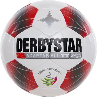 Picture of Derbystar Adaptaball Tt Superlight Lightbal - Wit / Rood