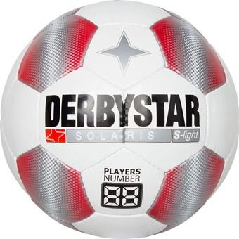Picture of Derbystar Solaris Tt S-light Lightbal - Wit / Rood