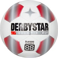 Derbystar Solaris Tt S-light Lightbal - Wit / Rood