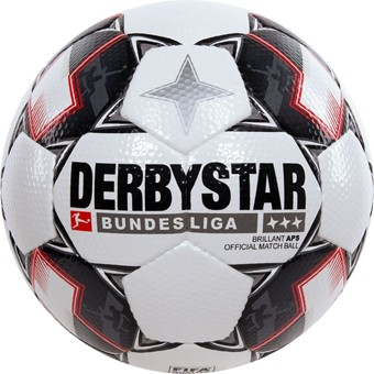 Picture of Derbystar Bundesliga Brillant Wedstrijdbal - Wit