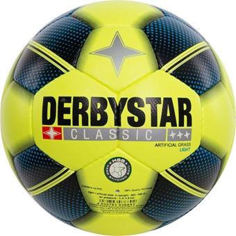 Picture of Derbystar Classic Light Kunstgrasbal - Fluogeel