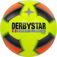 Derbystar Futsal Hyper Tt Voetbal - Fluogeel / Oranje