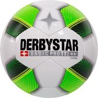 Derbystar Futsal Basic Pro Tt Voetbal - Wit / Groen