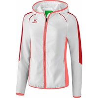Erima Masters Trainingsvest Kinderen - Wit / Hot Coral