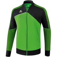 Erima Premium One 2.0 Trainingsvest Kinderen - Green / Zwart / Wit