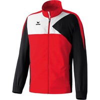 Erima Premium One Trainingsvest - Rood / Zwart / Wit