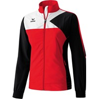 Erima Premium One Trainingsvest Dames - Rood / Zwart / Wit