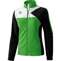 Erima Premium One Trainingsvest Dames - Green / Zwart / Wit