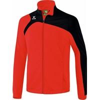 Erima Club 1900 2.0 Polyesterjack - Rood / Zwart