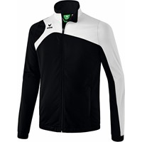 Erima Club 1900 2.0 Polyesterjack - Zwart / Wit