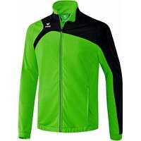 Erima Club 1900 2.0 Polyesterjack - Green / Zwart