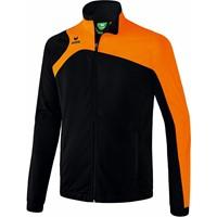 Erima Club 1900 2.0 Polyesterjack Kinderen - Zwart / Oranje