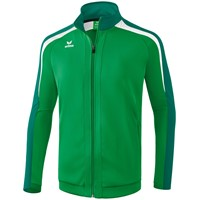 Erima Liga 2.0 Trainingsjack Kinderen - Smaragd / Evergreen / Wit