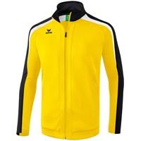 Erima Liga 2.0 Trainingsjack - Geel / Zwart / Wit